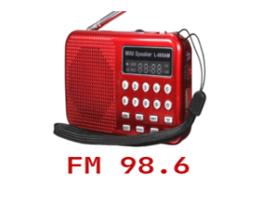 FM 98.6